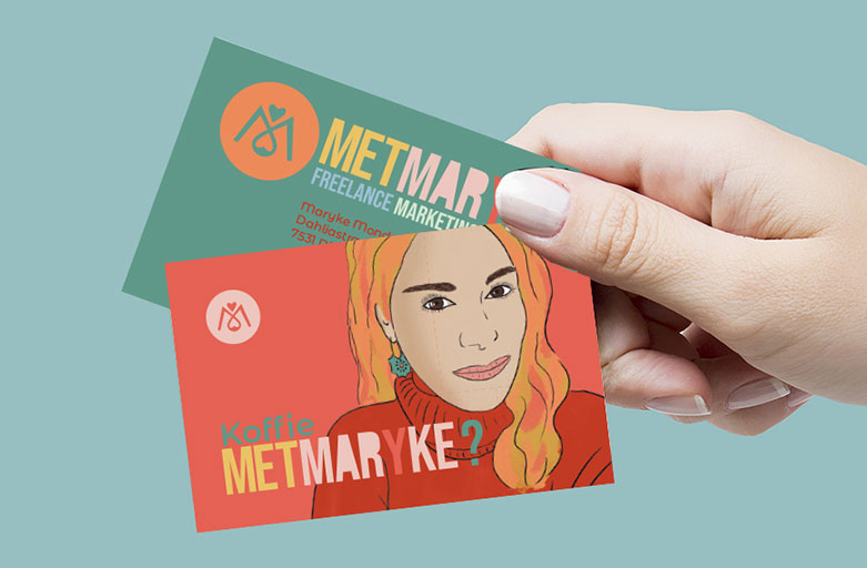 MetMaryke Branding